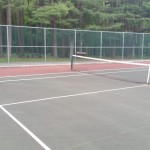 Wilber Park Tennis Courts, Oneonta