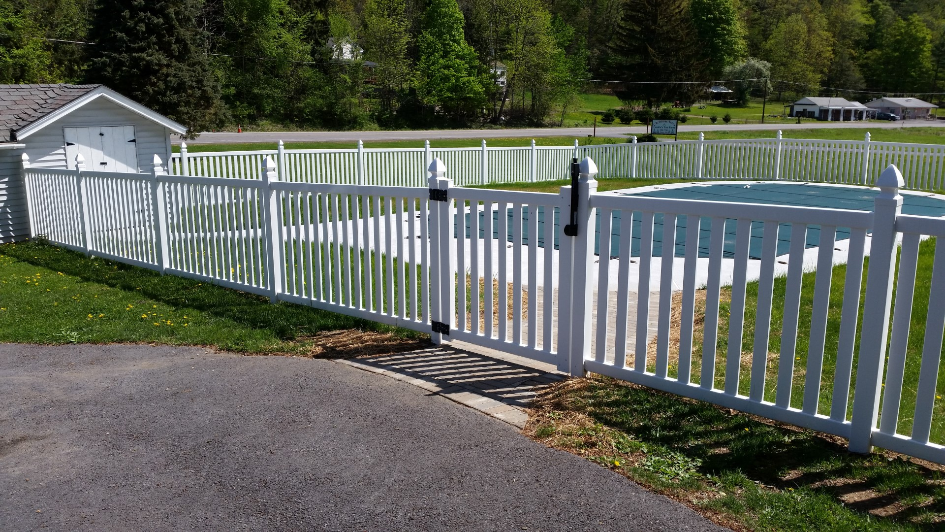 Containment / Security | Oneonta Fence