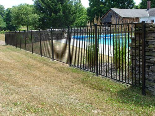 Aluminum Oneonta Fence