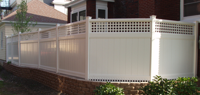 Privacy Oneonta Fence
