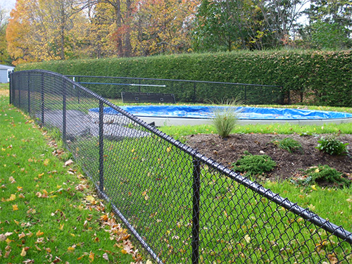 Chain Link | Oneonta Fence